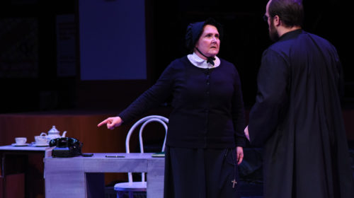 REVIEW: Centre Stage Imparts 'Doubt' in Sterling Catholic Drama