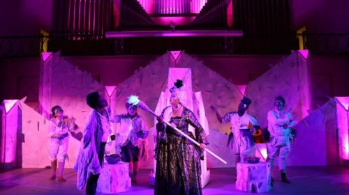 REVIEW: Opera Converse Theatre's ALCINA is 'Frozen' Baroque-Style