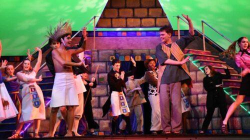 REVIEW: Oakbrook Preparatory Tells Amazing Musical Version of 'Joseph'
