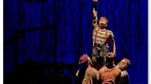 REVIEW: SLT Catches a Star, Imagination in 'Peter' Pan Origin Story