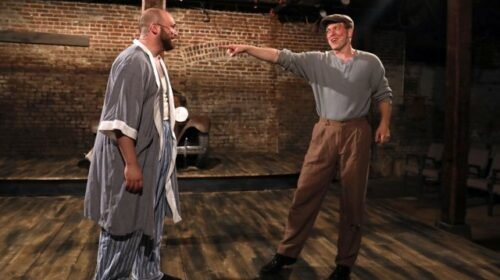 REVIEW: Market Theatre Gives 'Bonnie and Clyde'  Musical the Bang Up Treatment