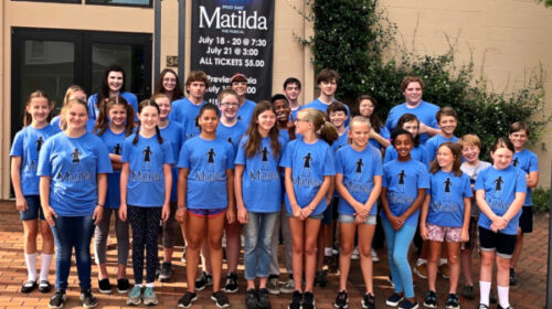 "Tryon Summer Youth Theater presents ""Matilda the Musical"""
