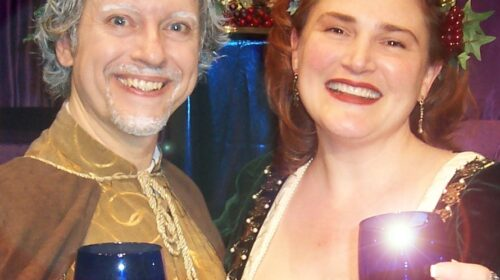 Come Wassailing with A Mad, Mad Madrigal: A Winter Solstice Musical in Tryon