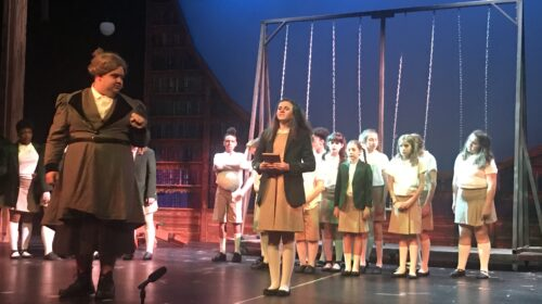 REVIEW: Dorman's Matilda is Simply Marvelous