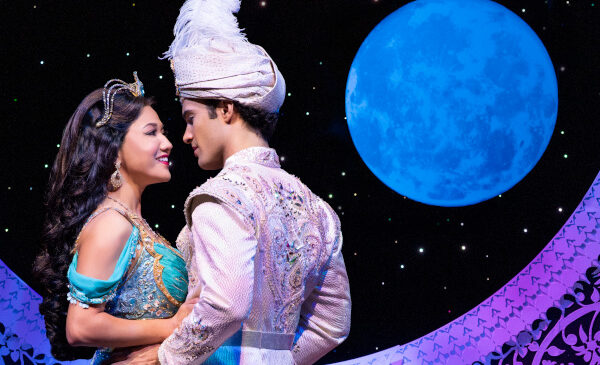 REVIEW: 'Aladdin' Soars High on Spectacle, Substance at Peace Center