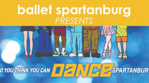 So You Think You Can Dance, Spartanburg! is Back Feb. 27