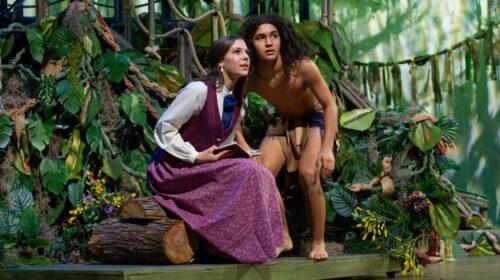 REVIEW: Oakbrook Prep Revives Swingin' 'Tarzan'