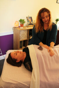 wellness in harmony reiki session