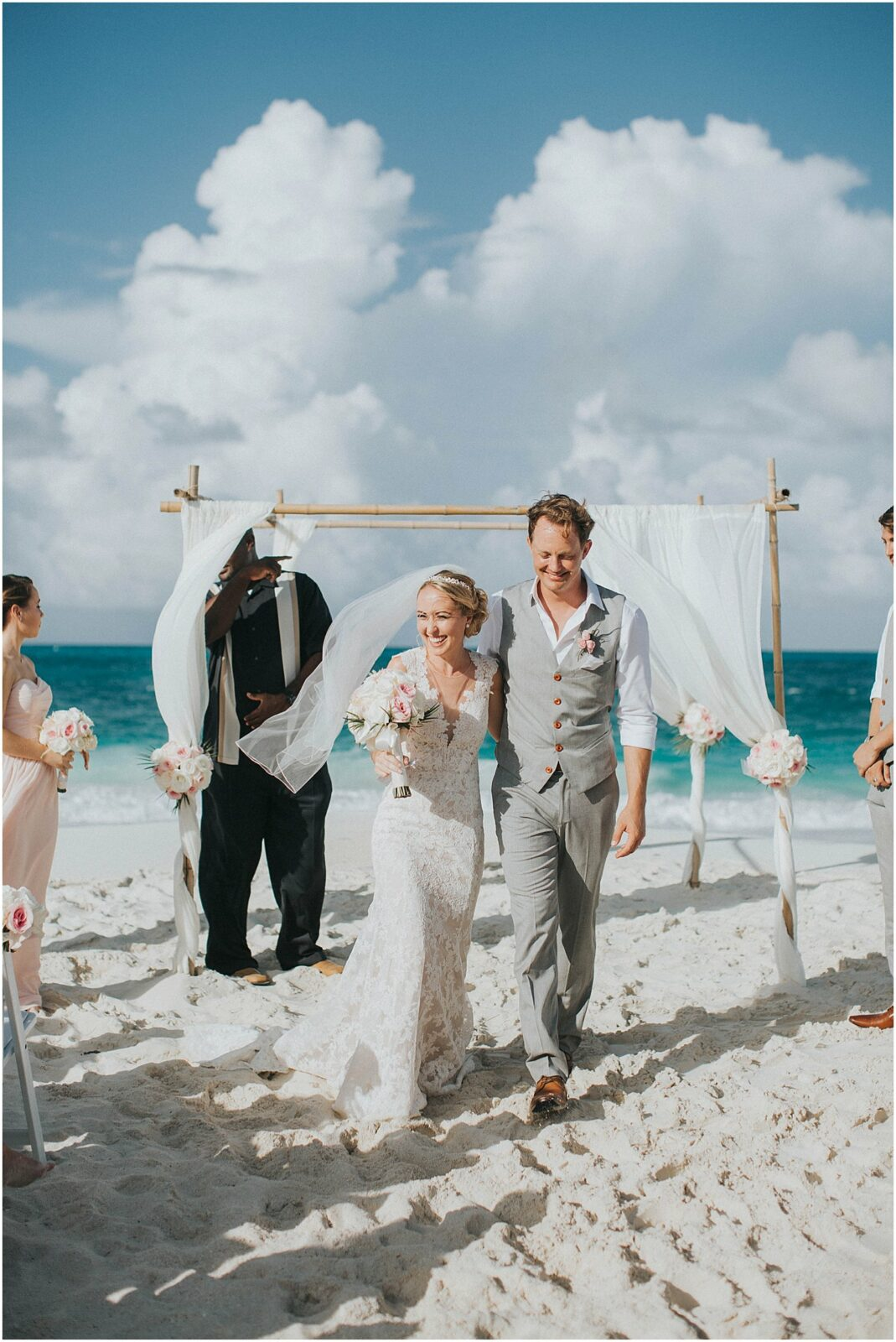 little exuma wedding