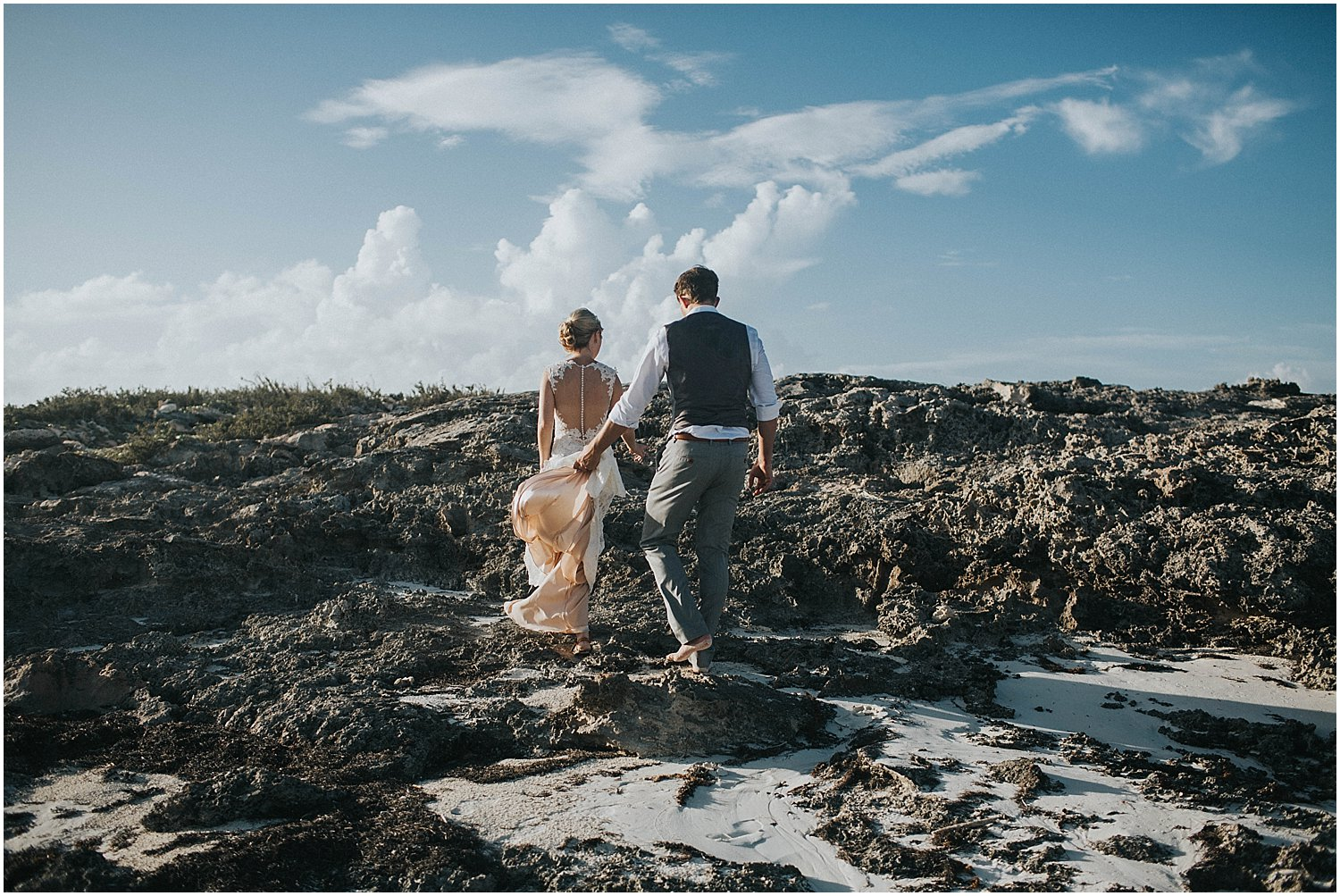 exuma bahamas destination wedding