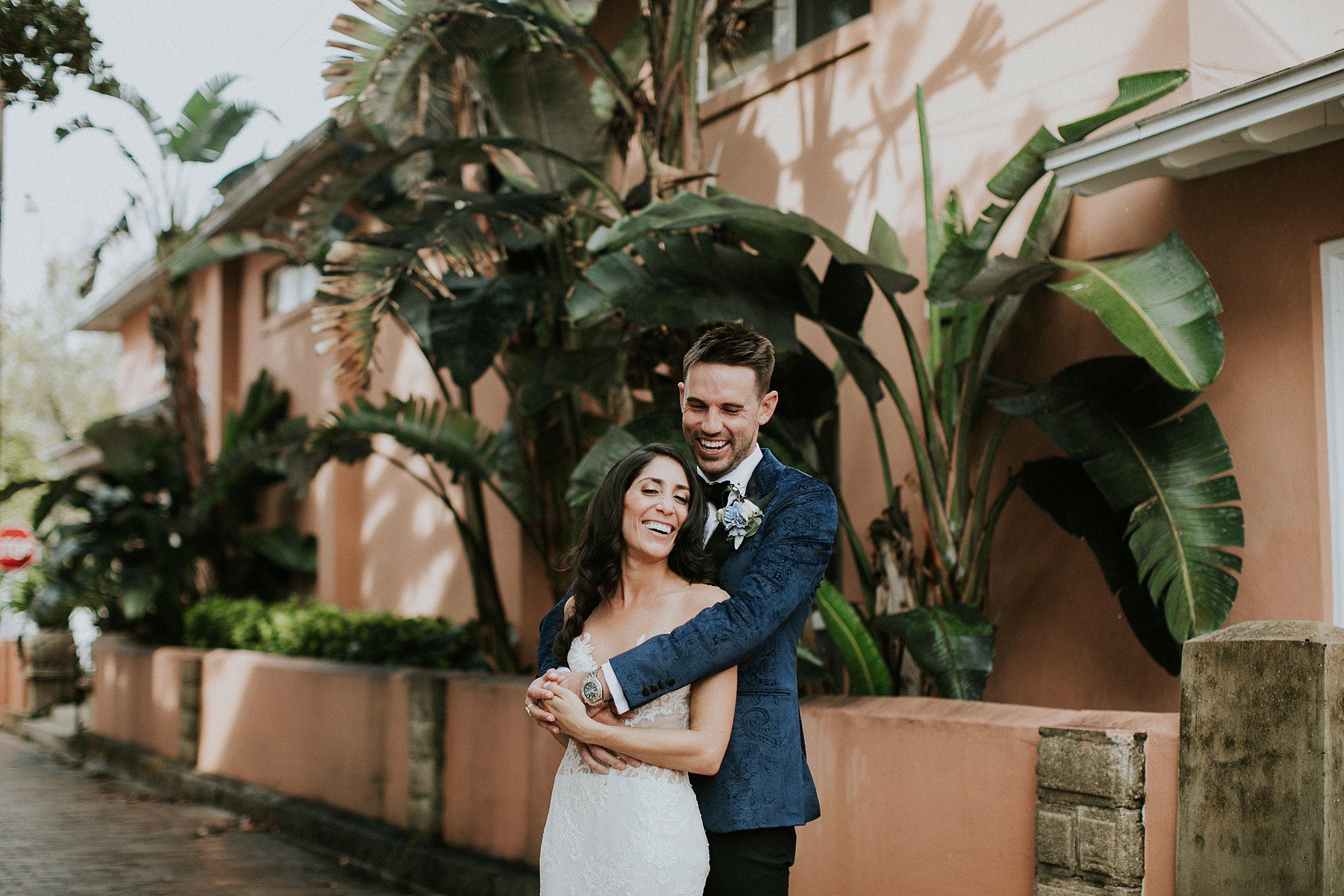 stylish wedding couples
