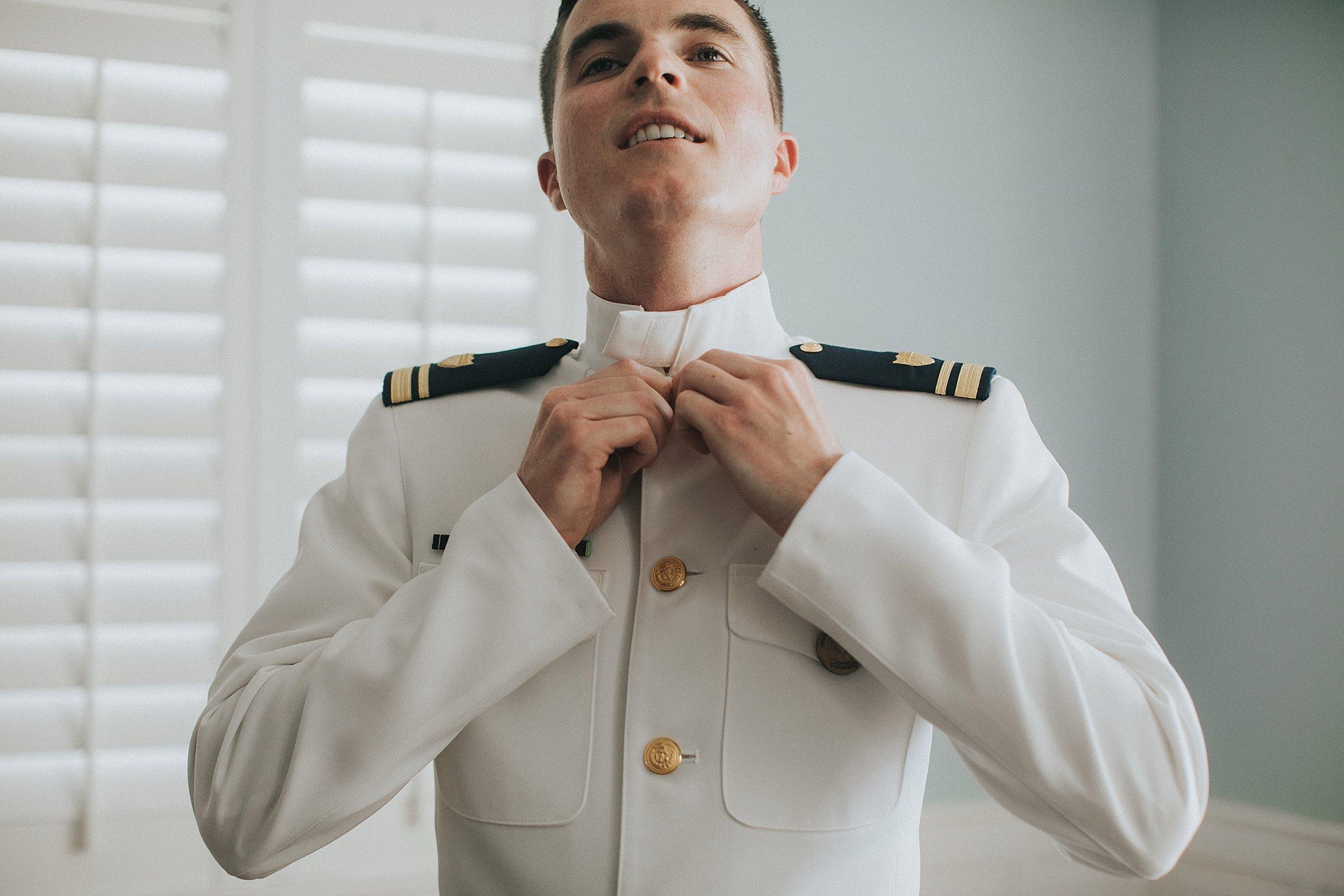 hillsboro club coast guard wedding