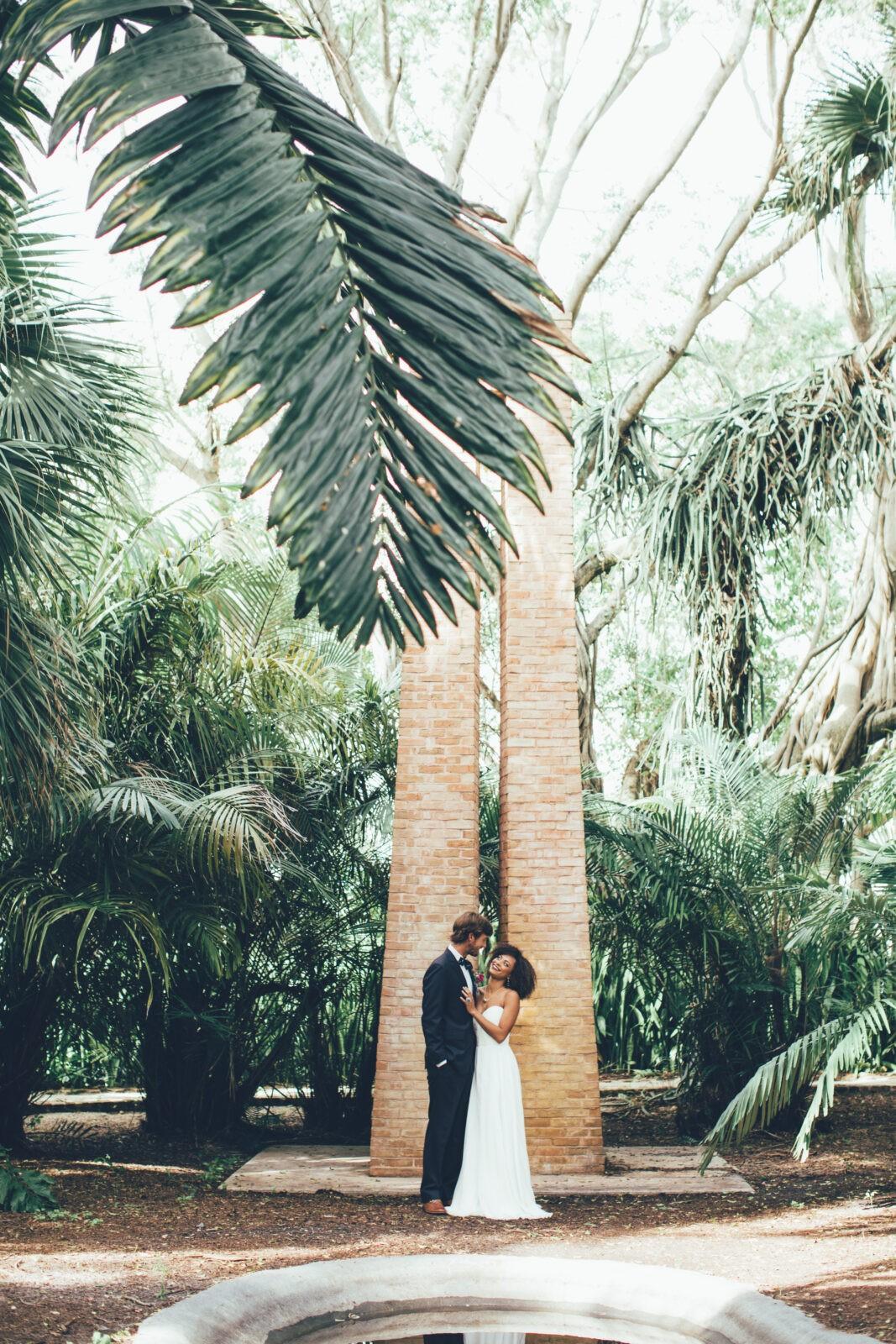 florida tropical elopement