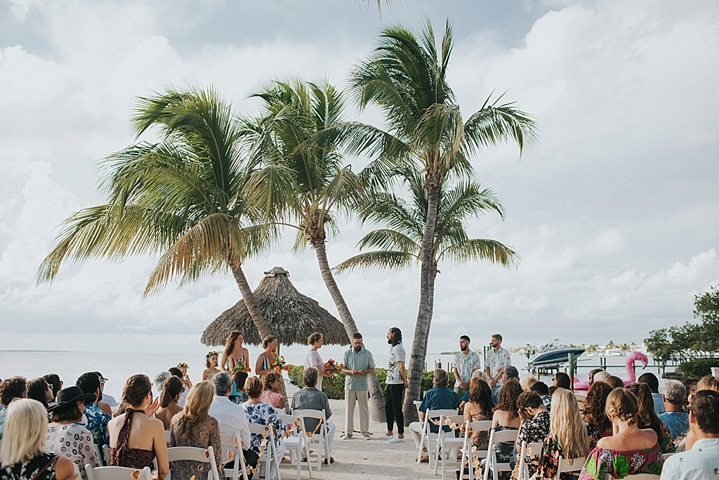 atlantic bay resort key largo wedding ceremony