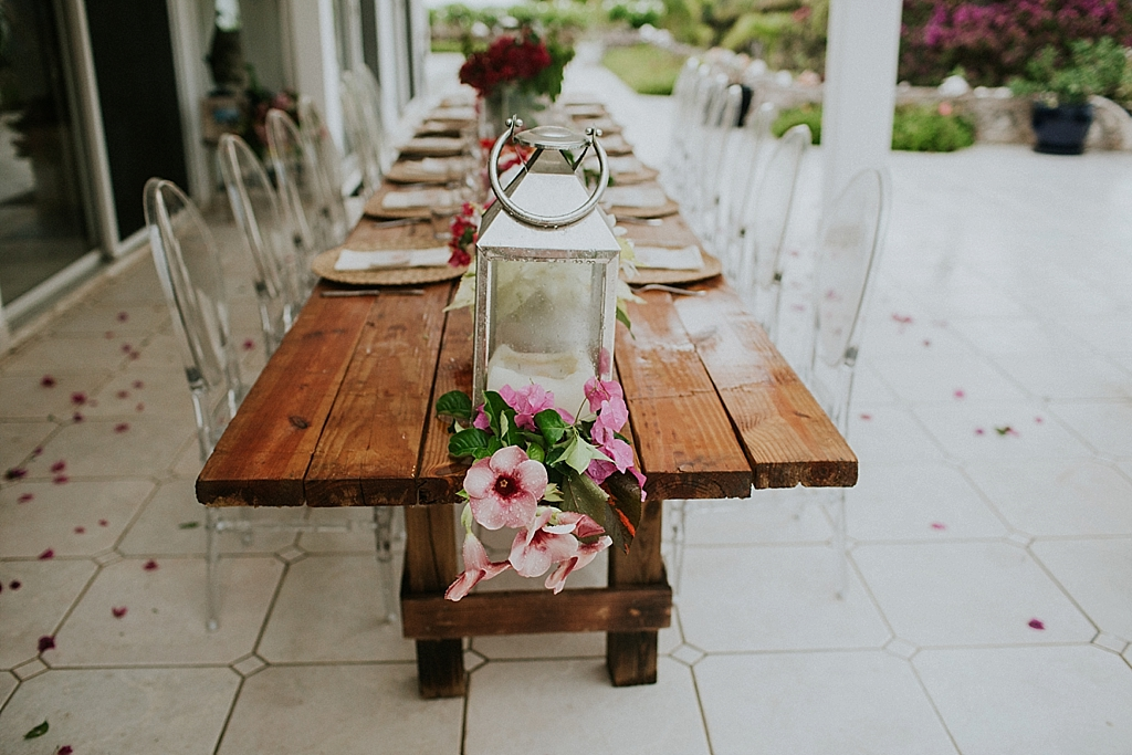 bespoke wedding details
