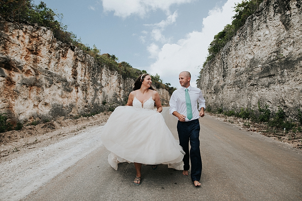 eloping in the bahamas