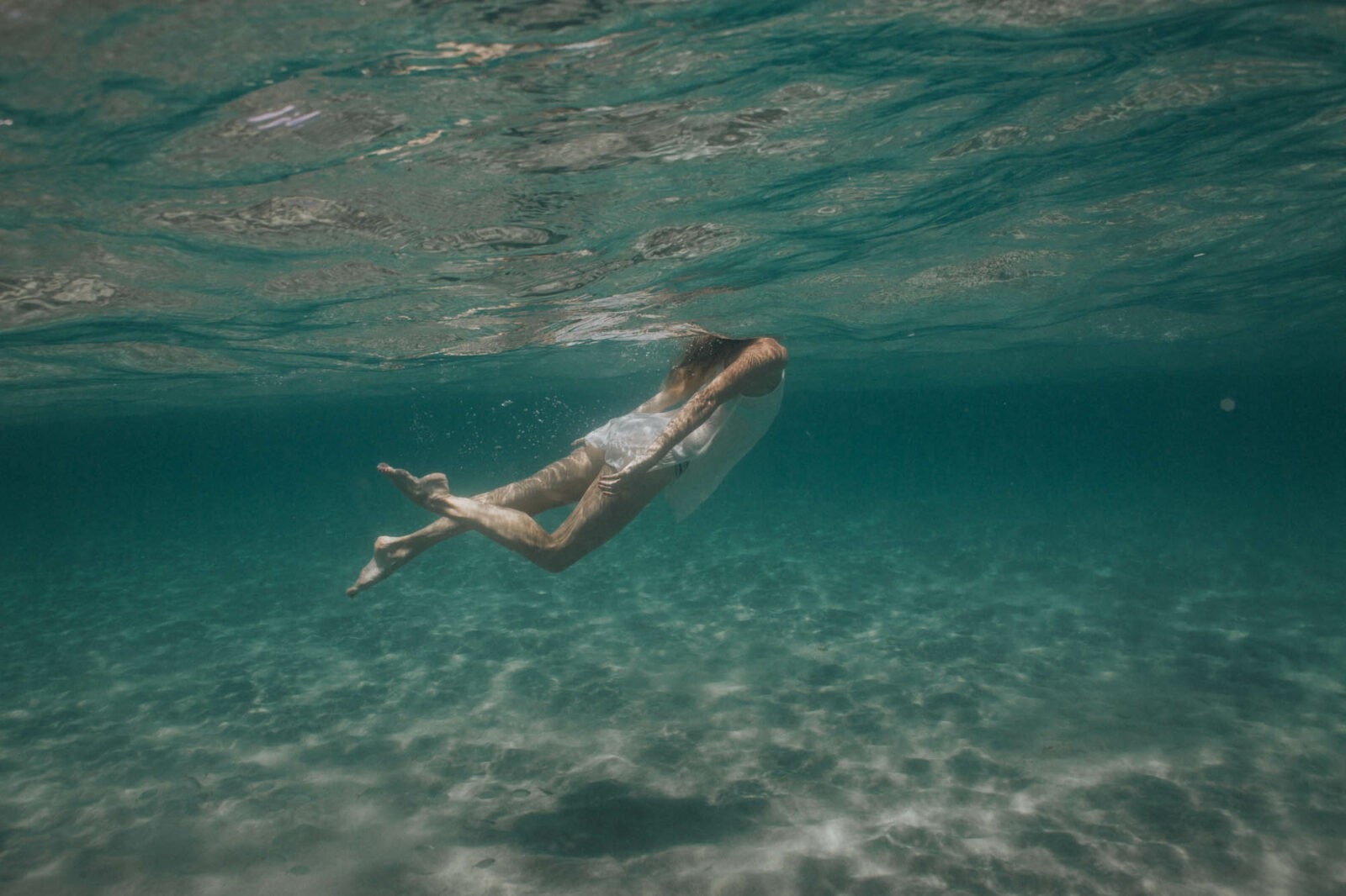 south florida underwater portraits
