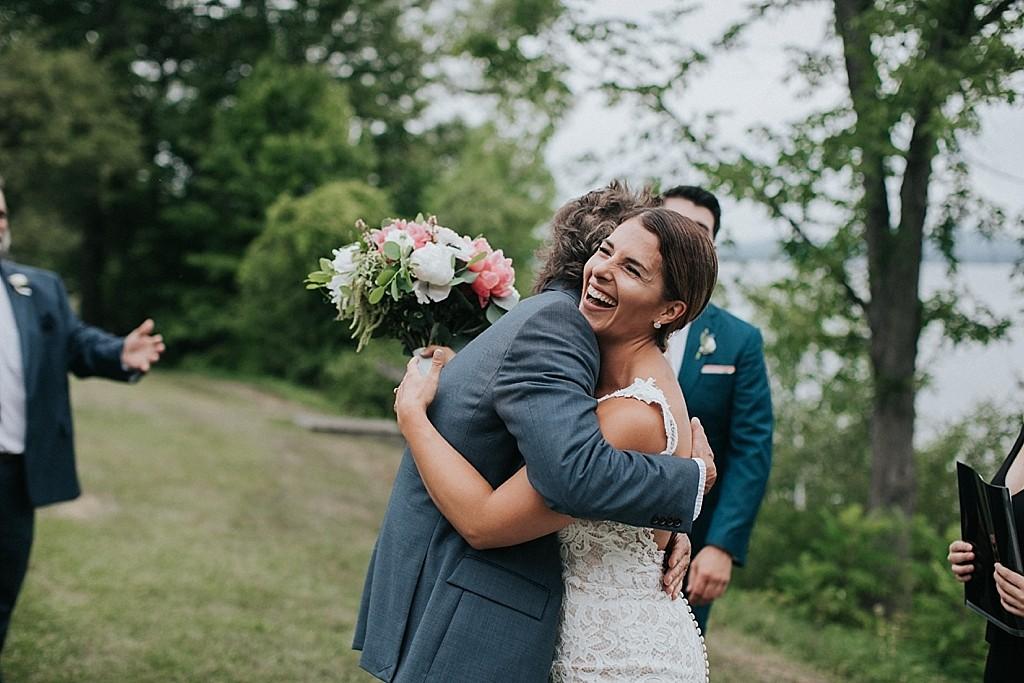 burlington elopement