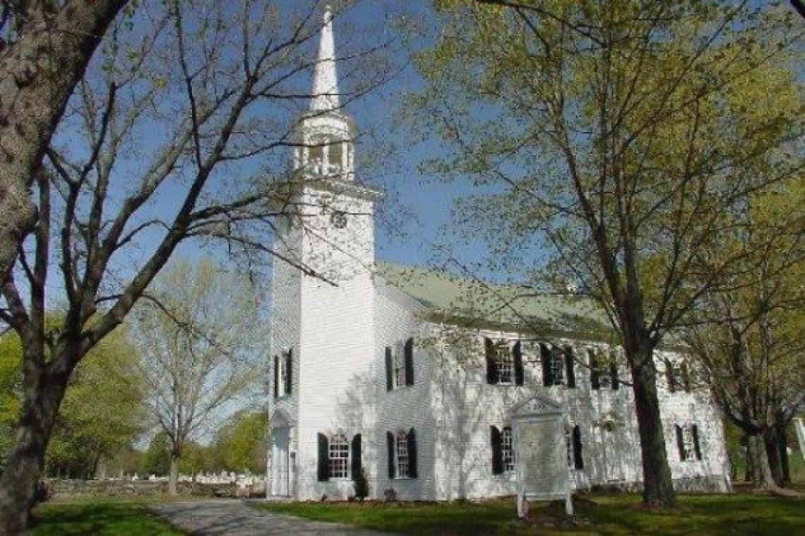 Church Photo Spring
