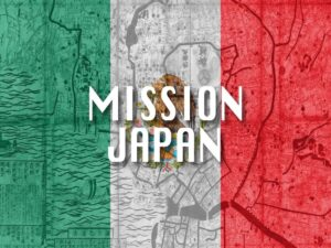 Mission Japan: Mexico