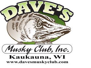Dave's Musky Club logo
