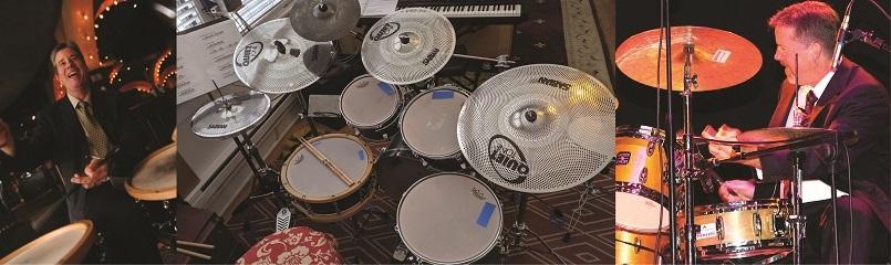 Drum Lessons_Practice Drum Set_Performance with David W. Hansen