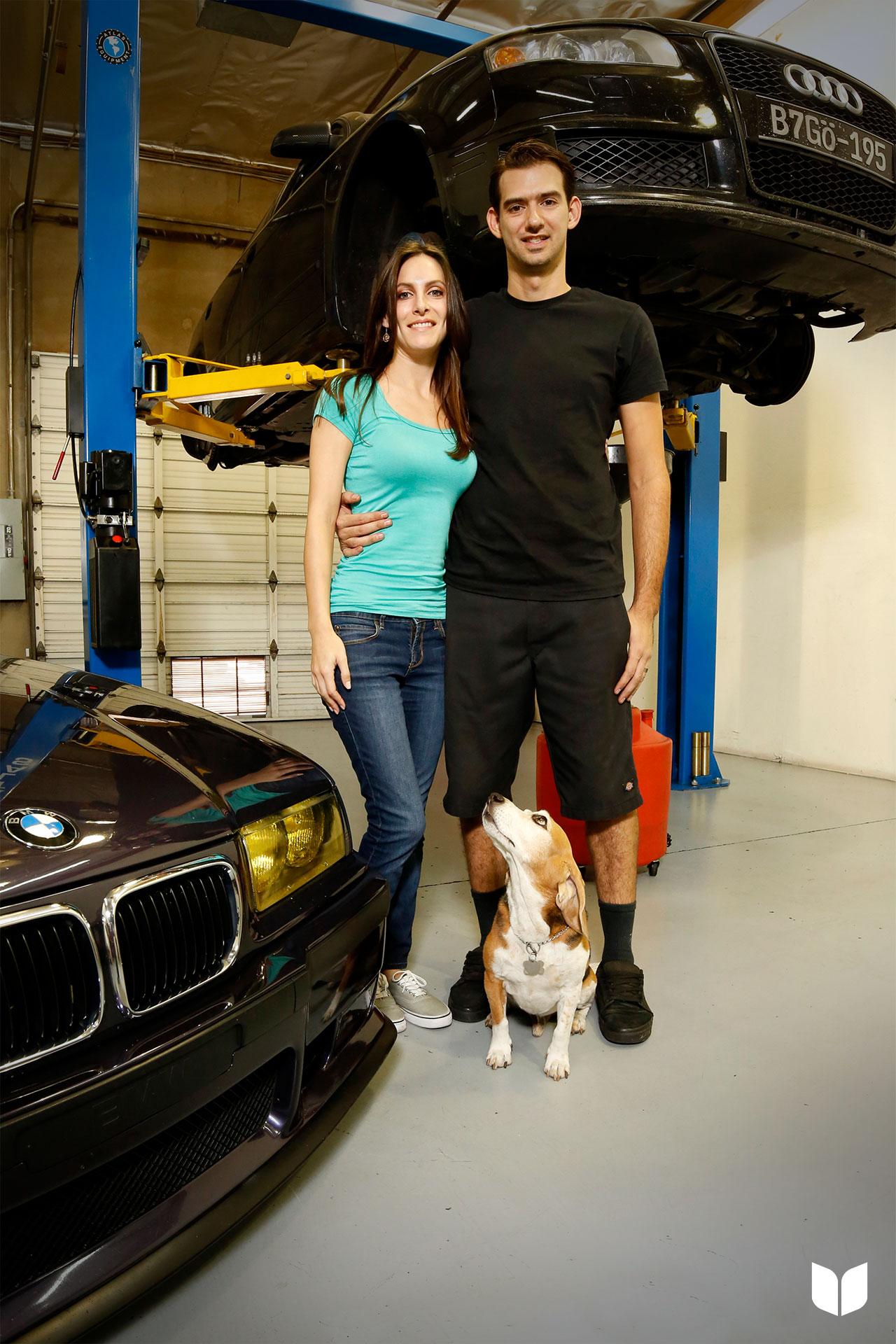Jason Leah Bentley Parts Score Scottsdale