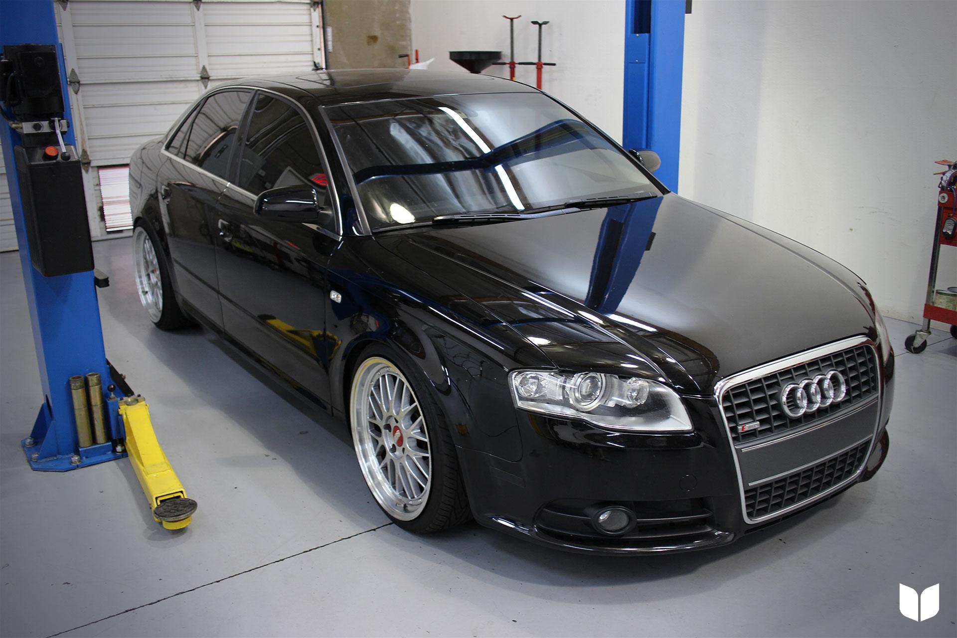 Audi Service Maintenance Repair Parts Score Scottsdale Phoenix Arizona AZ