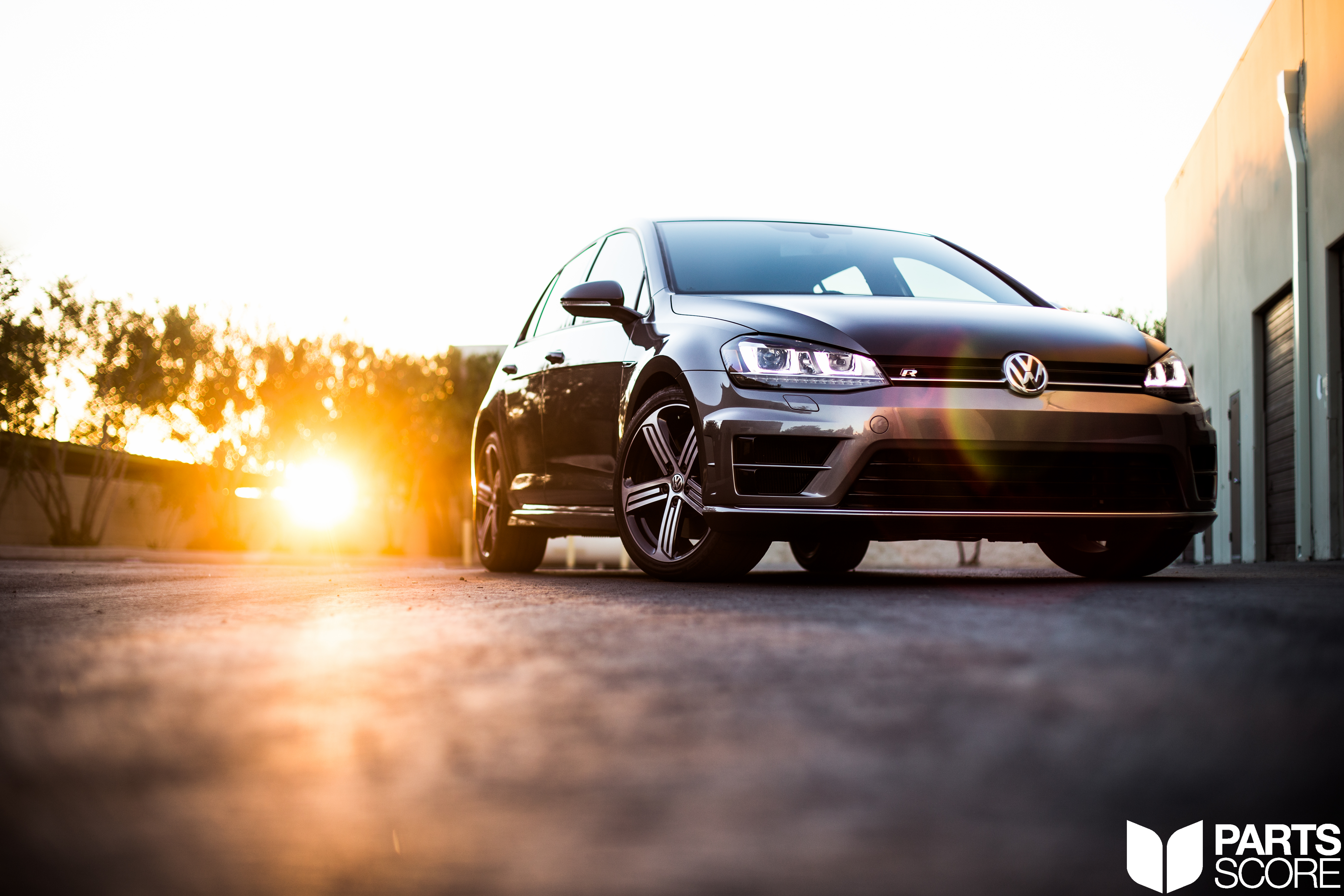 2016 Golf R with GIAC Software, Milltek Exhaust, and CTS intake