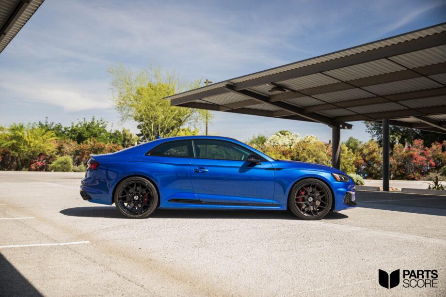 B9 RS5 Coupe Sepang Blue