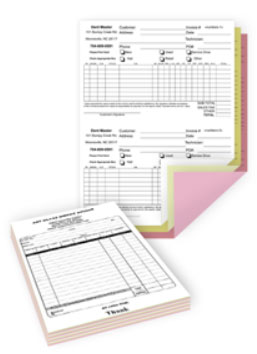 Forms-Carbonless-Printing-Marketing-Products