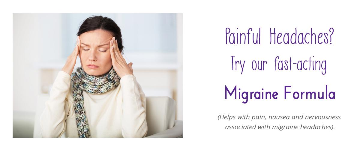 Migraine Herbal Formula