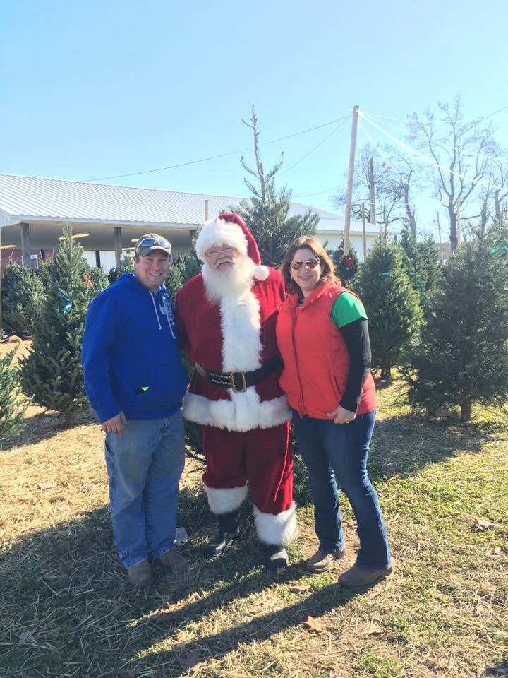 Even Santa loves us!