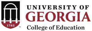 University of Georgia, College of Education Logo