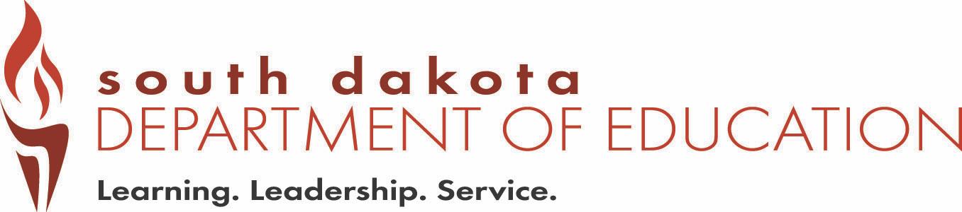 South Dakota Department of Education Logo