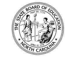 North Carolina State Board of Education Logo