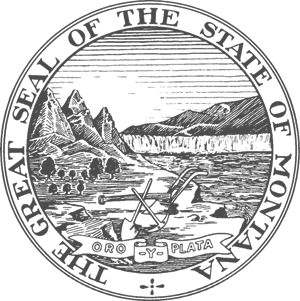 The Great Seal of the State of Montana