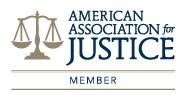 American Association Of Justice Member