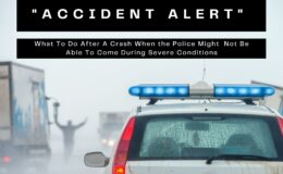 What To In An Accident Alert