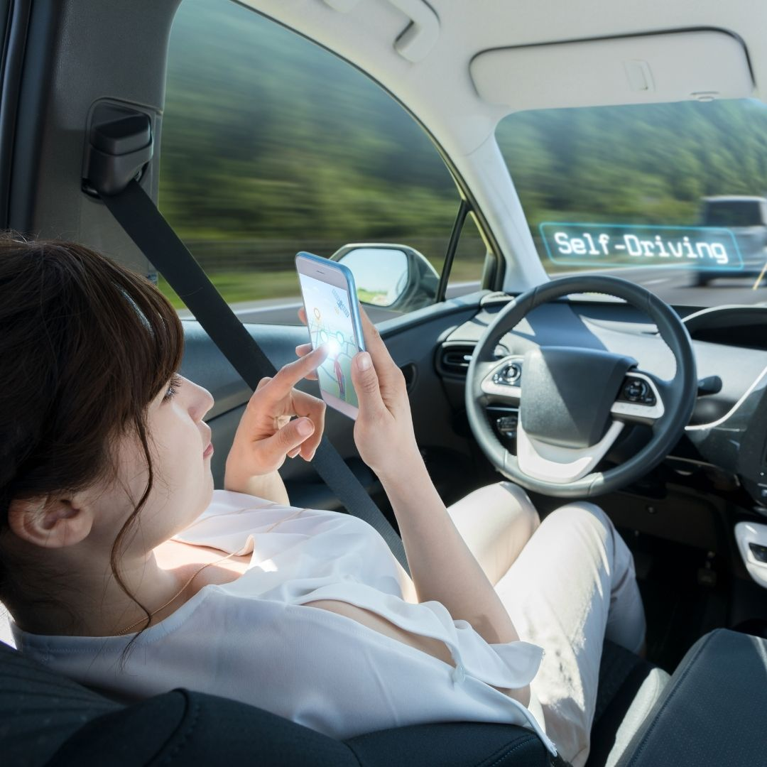 Self Driving Car Injury Liability