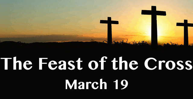 The Feast of the Cross