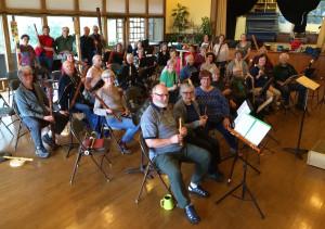 Barbary Coast Recorder Orchestra