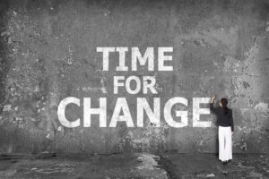 Move from Unrest to Change