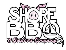 Shore BBQ logo