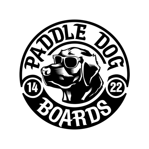 Paddle Dog Boards logo