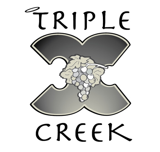 Triple Creek Vineyard logo