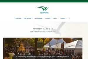 Waterfowl Festival Website