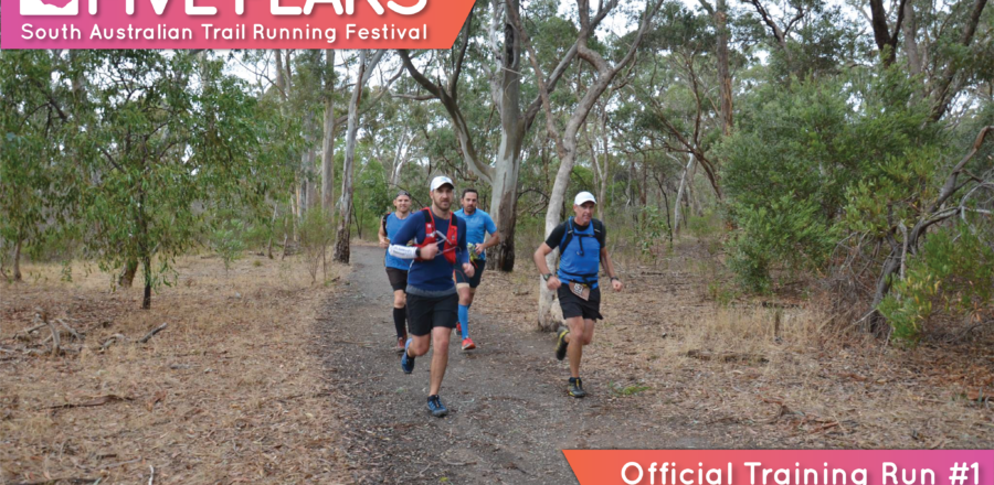 Five Peaks Official Training Run #1 – Belair Short Course (12 km or 24 km )