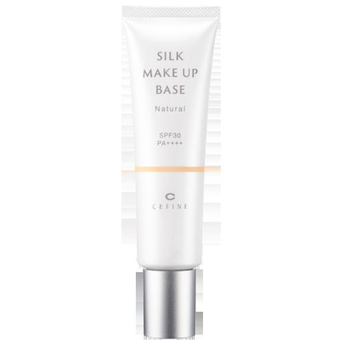 Cefine Silk Make Up Base (Natural)