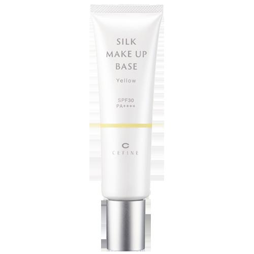 Cefine Silk Make Up Base (Yellow)